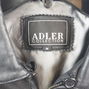 Adler Collection Jackets & Coats - Adler Collection women's Black Leather Jacket